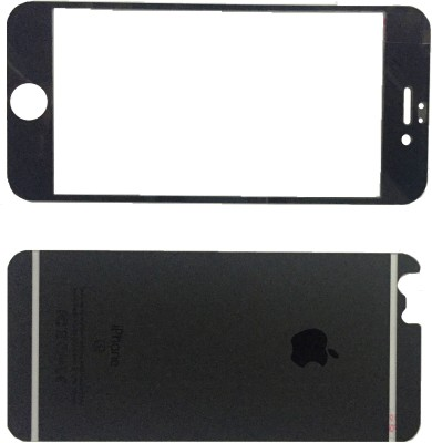Pinglo Matt Finishing Front and Back Tempered Glass for Apple i phone 6s