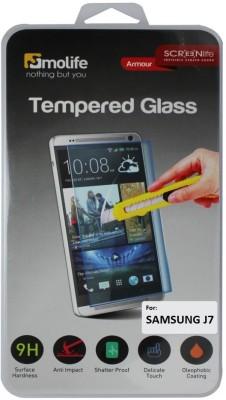 Molife TG61 Tempered Glass for Samsung J7