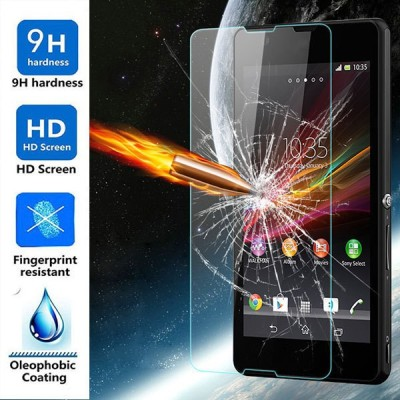 Caidea Bright HD-94 Tempered Glass for Sony Xperia C
