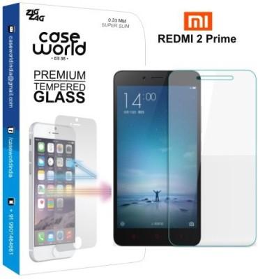 Case World TGR2P Tempered Glass for Xiaomi Redmi 2 Prime