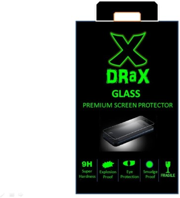 DRaX DRT1001 Tempered Glass for Apple iPhone 4
