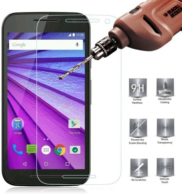 Lively Links fk-9 Tempered Glass for Motorola Moto G3