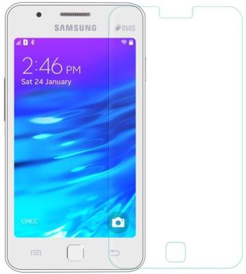 Dealraj samjz1 Tempered Glass for Samsung Galaxy Z1 TIZON