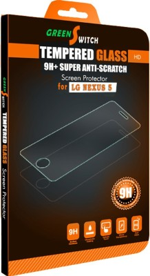 Green Switch SP0703 Tempered Glass for LG Nexus 5