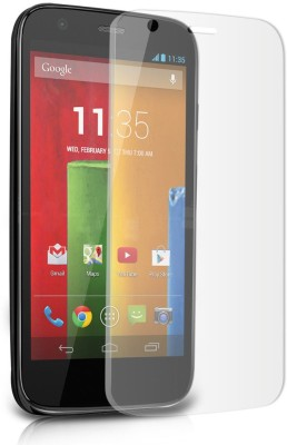 Bidas MG-Best Quality With Hd Clearance Tempered Glass for Motorola Moto G