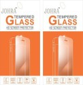 Johra T-451037 Pack Of 2 Tempered Glass For Sony Xperia C4 Dual