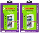 Digifreaks NOTE4G-3G- Pack Of 2 Premium 2.5D HD Clear Screen Protector Tempered Glass For Xiaomi Redmi Note 3G/4G