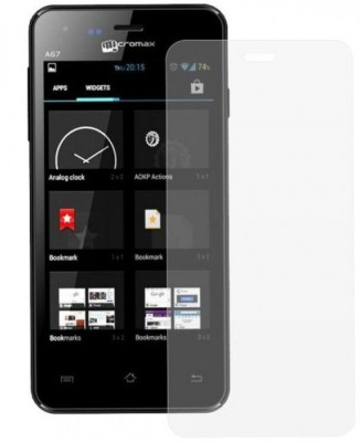 Ritansh TG-153 Tempered Glass for Micromax Bolt A 082