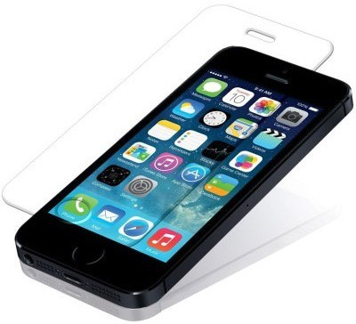 TECHSHARP TSTMPTrAPPi5 Tempered Glass for Apple i phone 5, Apple i phone 5s