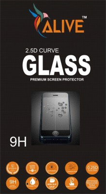 Alive Redmi Note Tempered Glass for Alive Redmi Note 2.5D Curved Tempered Glass