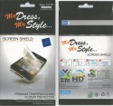 My Dress My Style C3262SAM Ultra Clear Screen Protector for Samsung Champ Neo Duos C3262