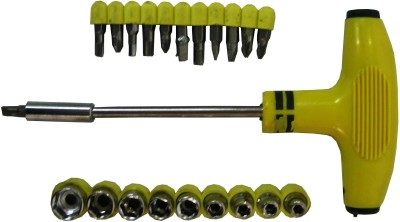 20271 Ratchet Screwdriver Set (21 Pc)