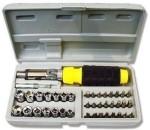Shopo 41 In 1 Pcs Tool Kit Socket Set