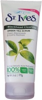 St. Ives Blackhead Clearing Green Tea Scrub (170 G)