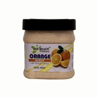Bio-Reach Orange Face  Scrub (500 Ml)