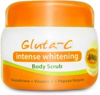 Gluta-C Intense Whitening Body  Scrub (120 G)
