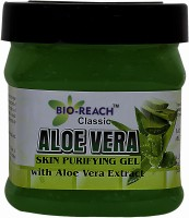 Bio-Reach Aloe-Vera Skin Clearing Gel Scrub (500 Ml)