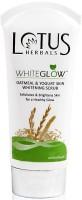 Lotus Herbals White Glow Oatmeal & Yogurt Skin Whitening  Scrub (50 G)