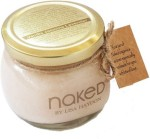 Naked Scrubs Naked Vanilla Jasmin Lavender Bath/Body Salt Scrub