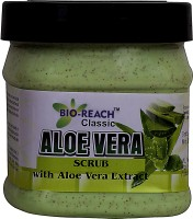 Bio-Reach Aloe Vera Face  Scrub (500 Ml)