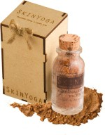 Skinyoga Scrubs Skinyoga Miniature Sandalwood Saffron Face Mask Scrub