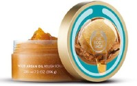The Body Shop Wild Argan Oil Rough  Scrub (200 Ml)