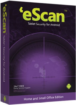 eScan Tablet Security for Android 1 Tablet 1 Year