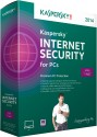 Kaspersky Internet Security 2014 3 PC 1 Year: Security Software