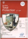 McAfee Total Protection 1 PC 1 Year: Security Software