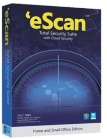 eScan Total Security Suite with Cloud Security 4 User 1 Year