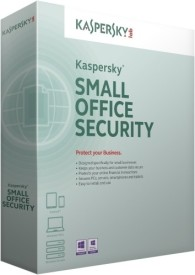 Kaspersky Small Office Security 20 PCs + 2 File Server + 20 Mobile Devices