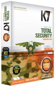 K7 Total Security 5 PC 1 Year