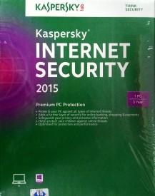 Kaspersky Internet Security 2015 1 PC 3 Year