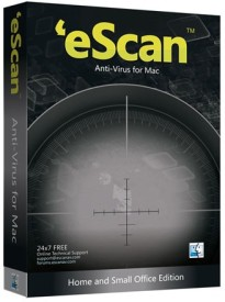 eScan Anti-Virus For Mac 1 User 3 Years