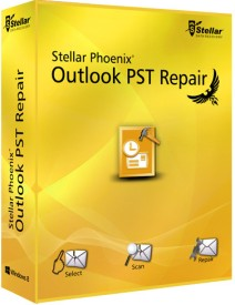 Stellar Data Recovery Outlook Pst Repair 5.0