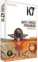 K7 Anti-Virus Premium 1 PC 1 Year: Security Software