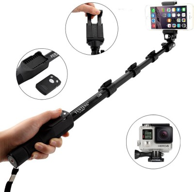 jaz deals yunteng yt 1288 selfie stick. Black Bedroom Furniture Sets. Home Design Ideas