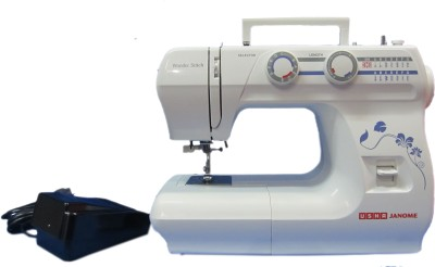 Usha Janome Wonder Stitch  Cd  Electric Sewing Machine available at Flipkart for Rs.12000