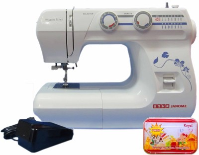 Janome Wonder Stitch Electric Sewing Machine