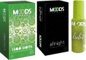 Moods 1500 Dots & Allnight Combo With Lube - Pack Of 3
