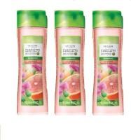 Oriflame Nature Secrets Shampoo Anti-Dandruff With Burdock & Grapefruit (Pack Of 3) (1200 Ml)