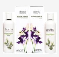 Aroma Treasures Rosemary Shampoo (100ml) (Pack Of 2) (200 Ml)