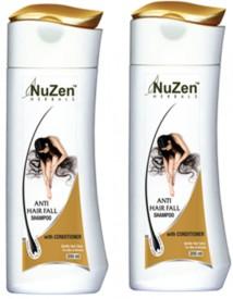 Nuzen Anti Hair Fall Shampoo with Conditioner
