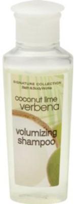 Bath & Body Works Volumizing Coconut Lime Verbena Shampoo
