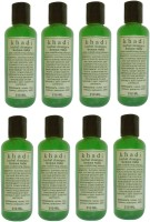 Khadi Herbal Henna Tulsi Shampoo Family Pack (1680 Ml)