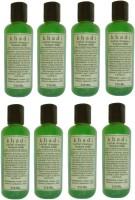 Khadi Herbal Henna Tulsi Shampoo Family Pack (1680 Ml)
