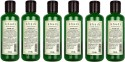 Khadi Herbal Neem Sat Shampoo - Family Pack - 1260 Ml