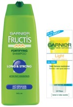 Garnier Fructis Fortifying Long & Strong Shampoo with Offer