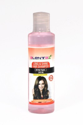 Alentaz Long & Shine Hair Shampoo