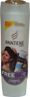 Buy Pantene Total Damage Care Shampoo with Face Wash: Shampoo